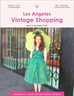 LA Vintage Guide