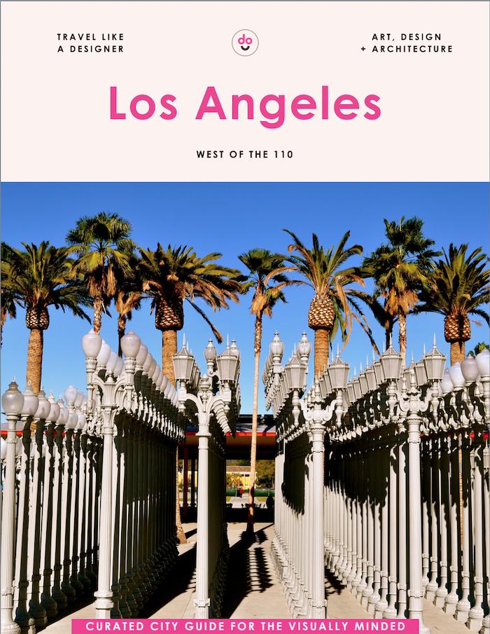 Los Angelas guide cover